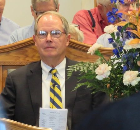 """""""The Bible Ends With an Invitation"""" by Rev. Dr. David Hosick"""