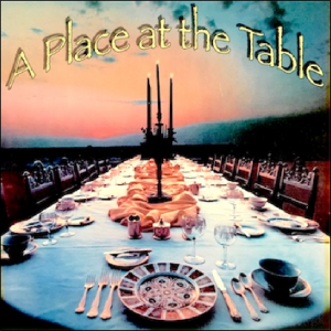 table set for a banquet