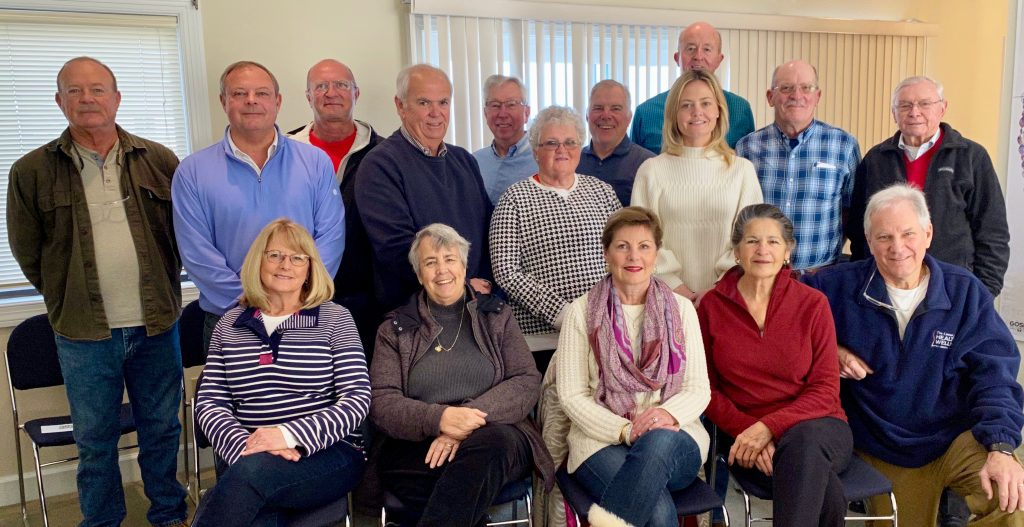 Board of Governors, January 2020