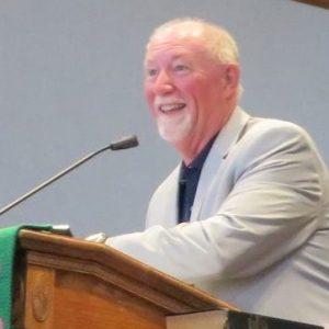 "Sermon by Robert ""Boomer"" Brown, Ph.D."